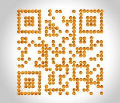 Krones AG. Die Idee, eine Story zur Orangensaftproduktion mit einem QR-Code aus Orangen zu verlinken, ist super.