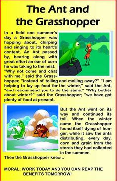 English Story Books, English Moral Stories, Short Moral Stories, English Stories For Kids, English Lessons For Kids, Kids English, English Reading, Kids Story Books, Learn English