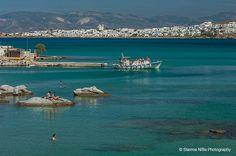 kolimpithres beach, Paros-Greece. Crystal water, unique rock formations Paros Island, Island Beach, Paros Greece, Rock Formations, Beaches, Islands, Greek, River, Crystal