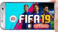 FIFA19 Offline Android Mod Game Download Cell Phone Game, Phone Games, Barcelona Fc Logo, Ronaldo Videos, Fifa Games, Android Mobile Games, Android Apk, Company Logo, Author