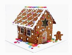 gingerbread house - Google Search