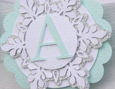 Its a Winter Onederland! Let this beautiful snowflake banner help to warm up your decor for your party. Would be beautiful decor for a first