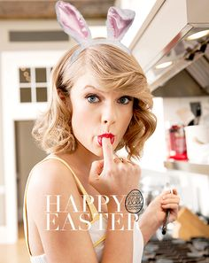 Happy Easter, Swifties!!!! I hope you all have a safe and adorable day!!!