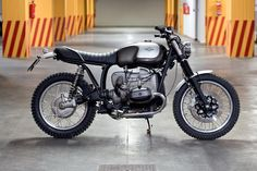 ϟ Hell Kustom ϟ: BMW R100/7 By Officine Rossopuro