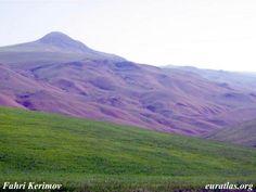 Azerbaijan Landscapes | european cultural area azerbaijan typical azerbaijan landscape
