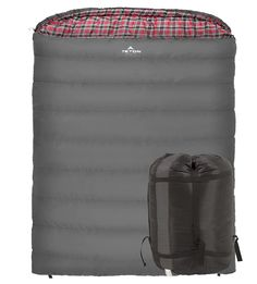 TETON Sports Mammoth Queen Size Sleeping Bag Double Sleeping Bag Perfect for Base Camp while Camping Backpacking and Hiking Grey * More info could be found at the image url. (This is an affiliate link) Christmas Tree Storage, Cool Christmas Trees, Christmas Ideas, Best Sleeping Bag, Sleeping Bags, Family Camping, Outdoor Camping, Queen Size, Bag Storage