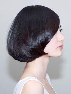 DaB   hair salon at omotesando daikanyama - STYLE 20 STYLE: BOB TYPE: NATURAL