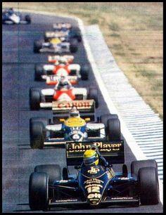 F1 Senna 1986