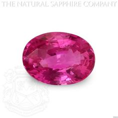 Natural Pink Sapphire, 6.01ct. (P2820)