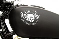 Le Gicleur Noir I Deus Customs