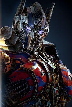 Evil Optimus Prime