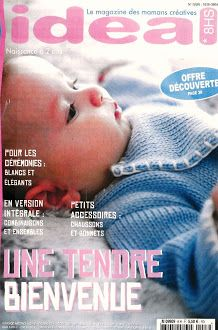 Foto: Knitting Books, Crochet Books, Baby Knitting, Knit Crochet, Knitting Magazine, Crochet Magazine, Tricot Baby, Baby Patterns, Baby Boy Outfits