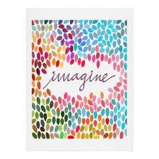 Imagine 1 by Garima Dhawan Graphic Art