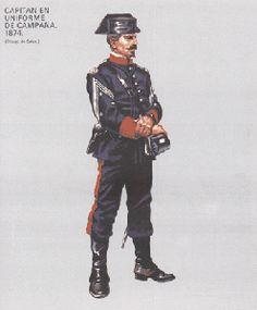 Historia de la Guardia Civil: Uniformidad de la Guardia Civil, Capítulo II