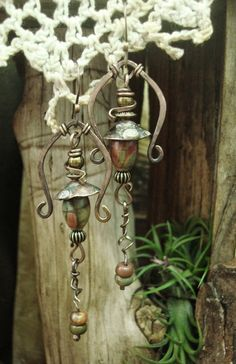 Light - Brass Earrings 2 (453x700, 351Kb)