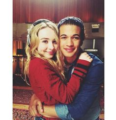 jordan fisher and olivia holt - Google Search