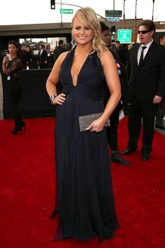 Miranda Lambert in Roberto Cavalli (55th Grammy Awards)