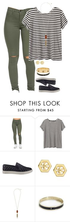 """""""•Believe•"""" by meljordrum ❤ liked on Polyvore featuring Proenza Schouler, Steve Madden, Tory Burch, Kendra Scott, Whistle & Bango, women's clothing, women, female, woman and misses"""