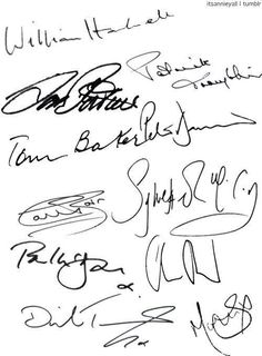 You now have the signatures of all 12 Doctors. 》oops there's a new sheriff in town. And guess what? IT'S A GIRLLLL! ><