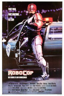 RoboCop: In a dystopic and crime-ridden Detroit, a terminally-wounded cop returns to the force as a powerful cyborg with submerged memories haunting him.  (1987)