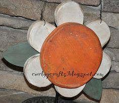 project, primit, wood flower, woodcraft, cur