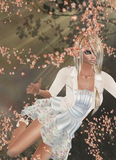 """""""Cherry Blossom""""this is what i think is really awesome every body should love it with all your heary lllllllllooooooooooovvvvvvveeeeeeee it is all that matters and i love life just as much…"""