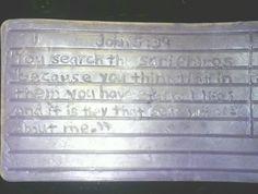 Supernatural Scripture Soap Traceline Paper