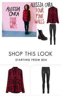"""""""Alessia Cara style steal"""" by tamarabeautyx ❤ liked on Polyvore featuring Joseph, Jeffrey Campbell, women's clothing, women, female, woman, misses and juniors"""