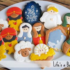 Nativity Cookies!