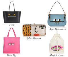 Top Eyes-On-You Bags: I Spy a Trend