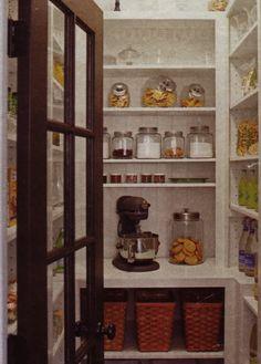 Pantry Organization Ideas   Malka In The Pantry: CUSTOM PANTRY IDEAS