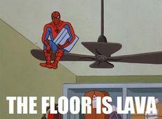 Spiderman + best. game. ever.