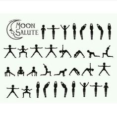Moon Salutation. Working the legs and grounding us #blisswellness