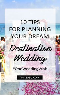 tips for planning a