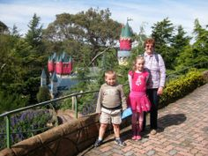Fairy Park is one of the places where you can get great photos of your kids in front of fairytale castles. Source: © 2013 Suzanne Day