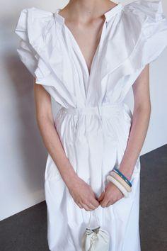 Jil Sander, Vogue Paris, High Fashion, Fashion Show, Fashion Wear, Models, Couture, Mannequins, Backstage