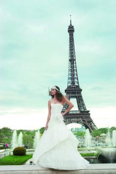 125 años de #amor bajo la #TorreEiffel #Paris #Bodas #EiffelTower #TourEiffel #Cymbeline
