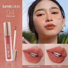 Lumecolors - lipmousse Peach Me Call Get special price today! Lipstick Shades, Lipstick Colors, Lip Colors, Makeup Geek, Makeup Addict, Lip Makeup, Daily Makeup, Makeup Shop, Mousse