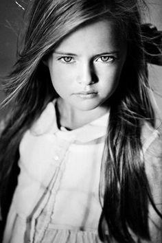 Kristina Pimenova #beautiful #blackandwhite