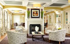 Rolling Green Village Senior Living furnishings by Spellman Brady & Company furniture dealership services