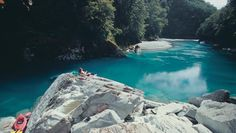 Explore beautiful river valleys on a day walk-New Zealand