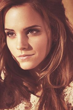 Emma Watson. one of my favorite pictures of her