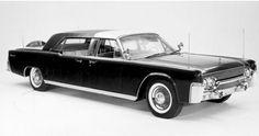 1961 Lincoln Continental limousine