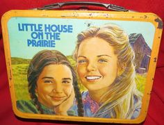 Vintage lunch box - Wow this one brings back memories! Love that show as a kid.