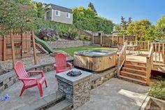 May 2016 Backyards - Seattle WA