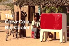 Coca-Cola worked with Leo Burnett Colombia on the Bio Cooler Project to bring cool drinks to parts of the world that have extremely hot weat...