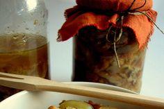 Suszony schab wieprzowy na ostro. Schab z pończochy   Smaczna Pyza Polish Recipes, Tzatziki, Cannoli, Food, Diet, Polish Food Recipes, Essen, Meals, Yemek
