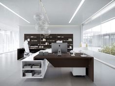 Mobili per ufficio dal design moderno n.25