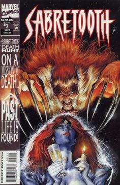Sabretooth (Marvel Comics, 1993) #2 (of 4)