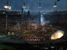 Seda S.'s photo of London 2012 Olympic Park on Foursquare